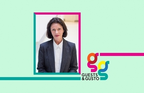 Flourish in the fashion world with global trendcaster Lizzy Bowring on 'Guests and Gusto'