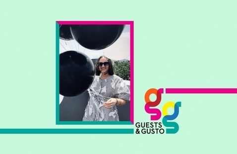 Transform the luxury market with designer and SCAD alum Ashley Romasko on 'Guests and Gusto'