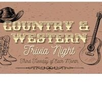 Tuesday Night Trivia: Country & Western