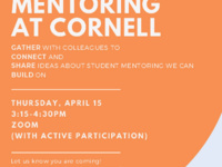 Mentoring at Cornell