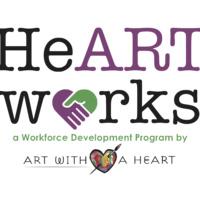 HeARTworks logo