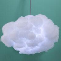 Mini Cloud Lamp Take & Make Kit