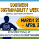 Southern Sustainability Week
