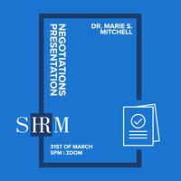 UGA SHRM Negotiations Discussion