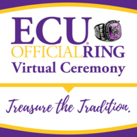 ECU Official Ring Virtual Ceremony