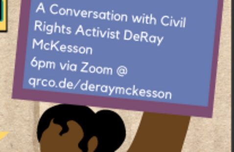 Diverse Dialogues: A Conversation with Civil Rights Activist DeRay McKesson