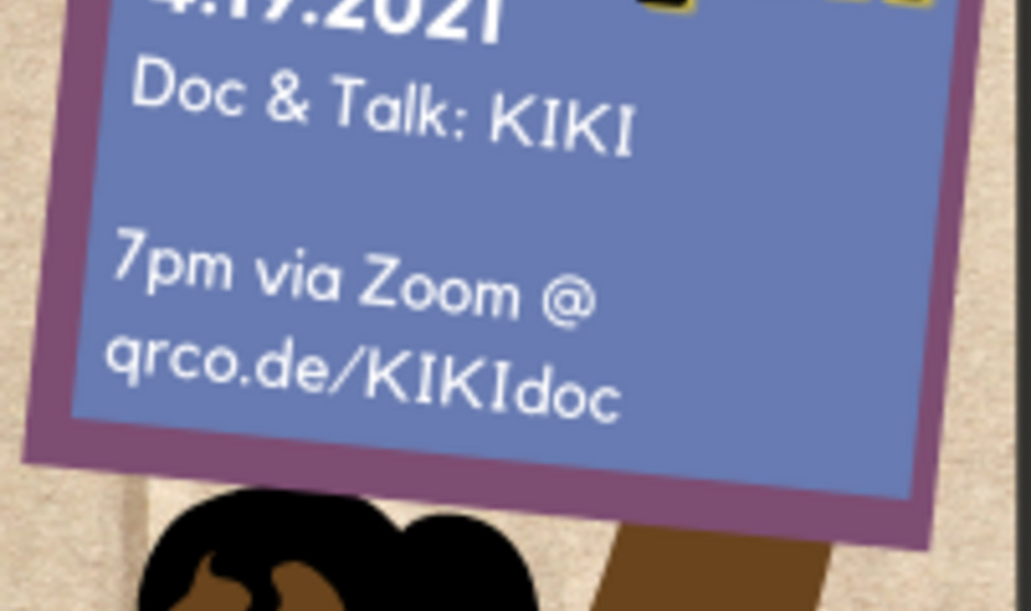 Diverse Dialogues: Doc & Talk: KIKI