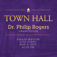 Town Hall - Dr. Philip Rogers - Pirate Nation