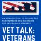 VET TALKS: Veterans BRG Informational Workshop