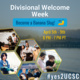 Divisional Welcome Week