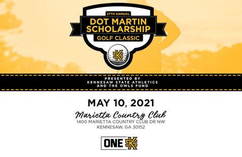 27th Annual Dot Martin Golf Scholarship Golf Classic