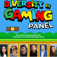 Diversity in Gaming Panel
