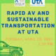 Earth Week: Sustainable Transportation and Self-Driving Cars at UTA