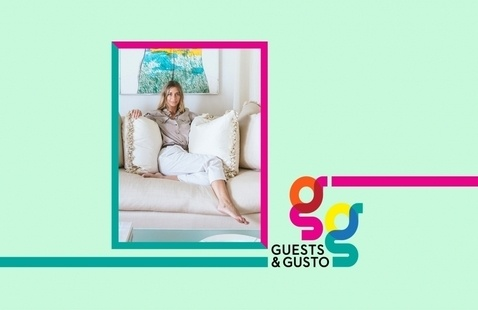 Compose beautiful, balanced spaces with interior designer Jessica Schuster on 'Guests and Gusto'
