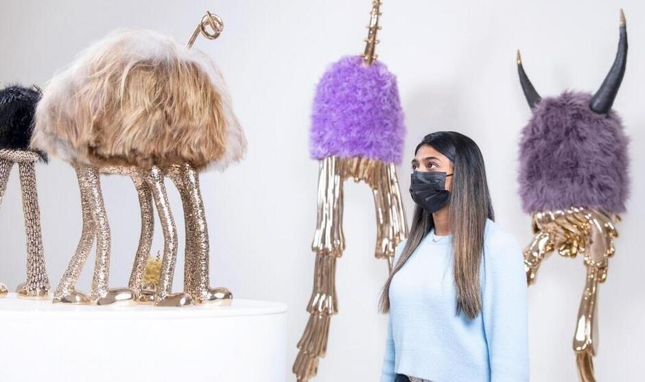 Find your new favorite artist on exclusive tour for SCAD students