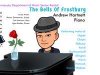 Andrew Hartnett, piano - Senior Recital