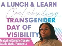 Trans Day of Visibility Lunch and Learn