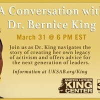 A Conversation with Dr. Bernice King