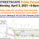 Oak Bluffs Streetscape Public Forum