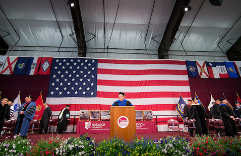 2021 Commencement- College of Science & Mathematics Graduates