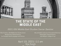 State of Middle East. Register here https://zoom.us/webinar/register/WN_QKgeQ1KsRpiRKf-_vc6v8A