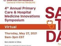 4th Annual Primary Care & Hospital Medicine Innovations Symposium