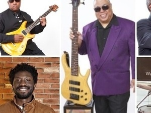 Kenny Wright & The A Train LIVE STREAMING CONCERT