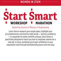 SmartStart Workshop Marathon - Women in STEM