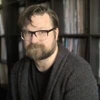 headshot of Matthew Hitchcock
