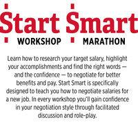 SmartStart Workshop Marathon - Department of Athletics and Sport & Leadership Management