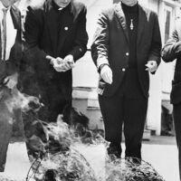 Daniel and Philip Berrigan