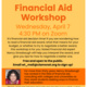 Online Financial Aid Workshop