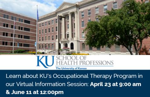 KUMC Occupational Therapy Program Information Session