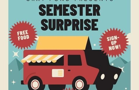 Gray Fund Presents: Semester Surprise!