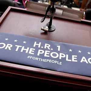 H.R.1 For the People Act Discussion