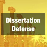 Dissertation Defense, April Phillips