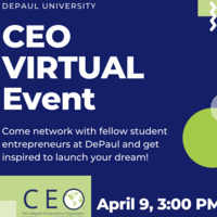 Meet the DePaul Chapter of CEO (Collegiate Entrepreneurship Organization)