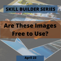 Skill Builder: Are These Images Free to Use?
