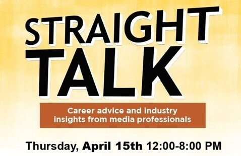 Straight Talk: Career Advice and Industry Insights from Media Professionals
