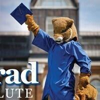 Spring 2021 Grad Salute
