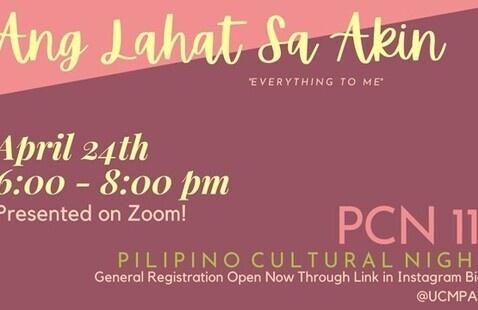 11th Annual Pilipino Cultural Night