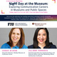 Zoom Workshop: Day at the Museum: Exploring Communication Careers in Museums and Public Spaces