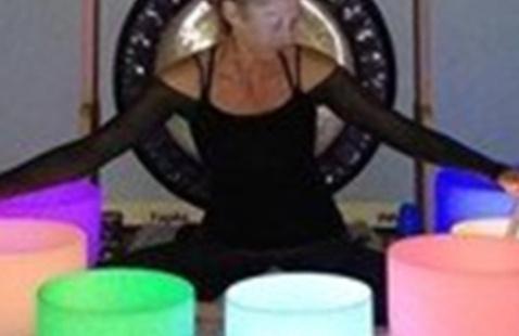 Yin & Sound Healing Class