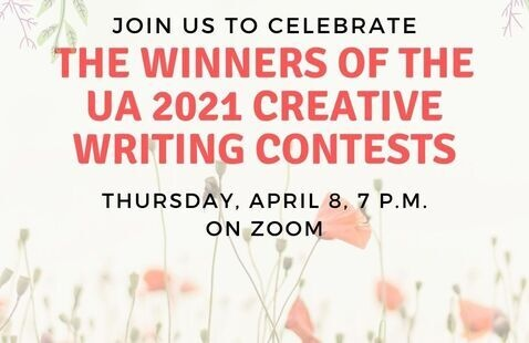 2021 Creative Writing Contest Winners Reading