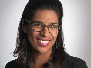 Visting Scholar Nadia Chana