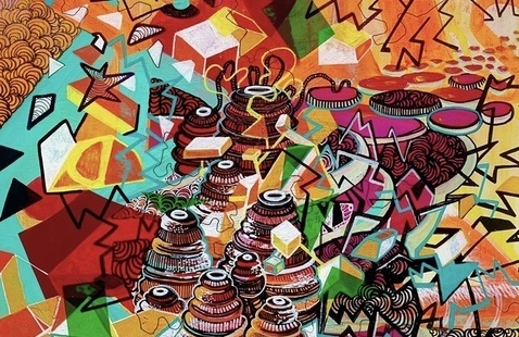 """Outburst"" by Shea McCarthy"