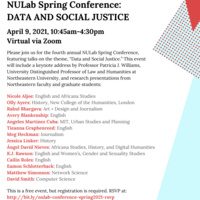 NULab Spring Conference