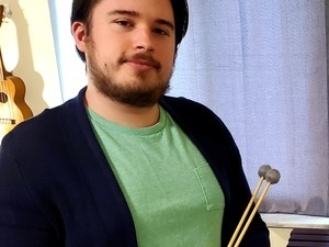 Senior Recital: Jordan Bender, Percussion