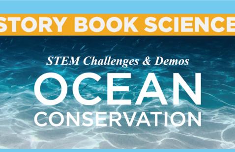 Story Book Science STEM Challenge Demo: Oil Spills