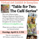 Online Art Reception: Table for Two – The Café Series